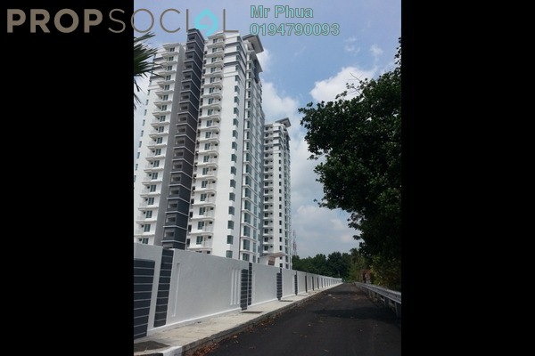 For Sale Condominium at Goodfields Residence, Bukit Minyak Freehold Unfurnished 3R/2B 370k