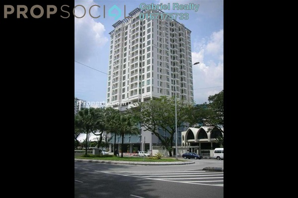 For Rent Condominium at 231 TR, KLCC Freehold Semi Furnished 2R/2B 3k
