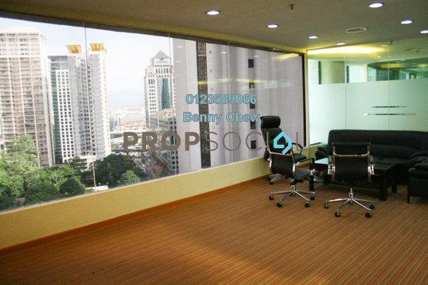 For Rent Office at Menara Atlan, KLCC Freehold Semi Furnished 0R/0B 10k