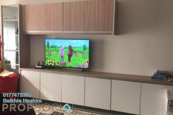 For Rent Serviced Residence at Residensi Alami, Shah Alam Freehold Fully Furnished 3R/2B 2.4k