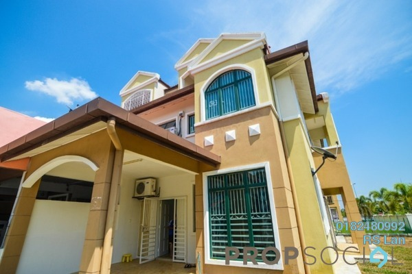 For Rent Terrace at Kota Warisan, Sepang Freehold Semi Furnished 4R/4B 2.3k
