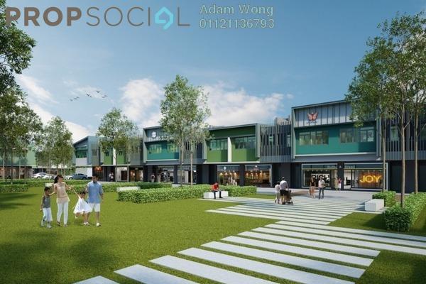 For Sale Terrace at Bandar Sri Putra, Bandar Seri Putra Freehold Unfurnished 4R/3B 460k