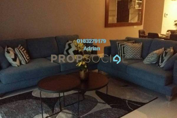 For Rent Condominium at Residensi 22, Mont Kiara Freehold Fully Furnished 3R/2B 7.3k