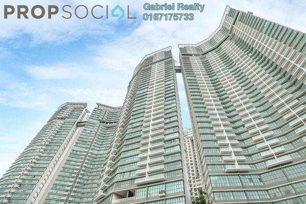 For Rent Condominium at Setia Sky Residences, KLCC Freehold Fully Furnished 1R/1B 3.5k