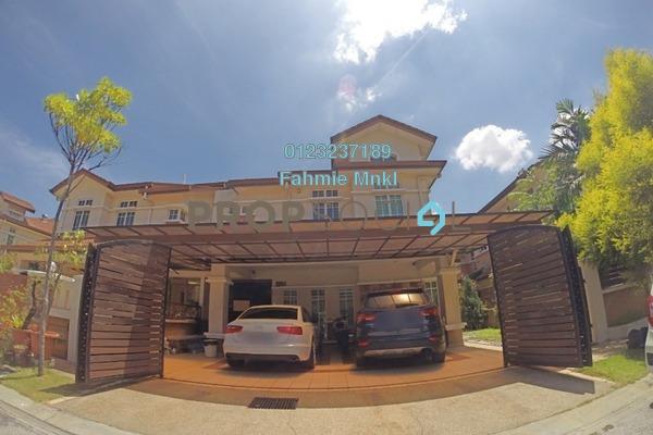 For Sale Semi-Detached at Alam Sanctuary, Bandar Putra Permai Leasehold Semi Furnished 6R/6B 1.2m