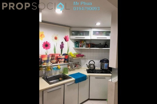 For Sale Condominium at Indah Kota, Air Itam Freehold Semi Furnished 3R/2B 450k