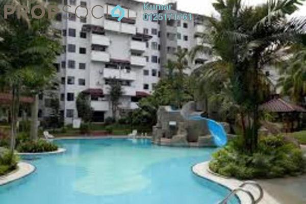 For Rent Condominium at Ehsan Ria, Petaling Jaya Freehold Fully Furnished 0R/0B 1.9k
