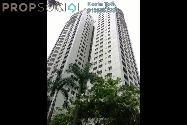 For Sale Condominium at Mont Kiara Pelangi, Mont Kiara Freehold Fully Furnished 3R/2B 980k