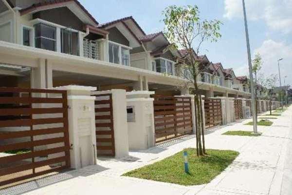 For Rent Terrace at Opulenia, Denai Alam Freehold Semi Furnished 4R/4B 2k