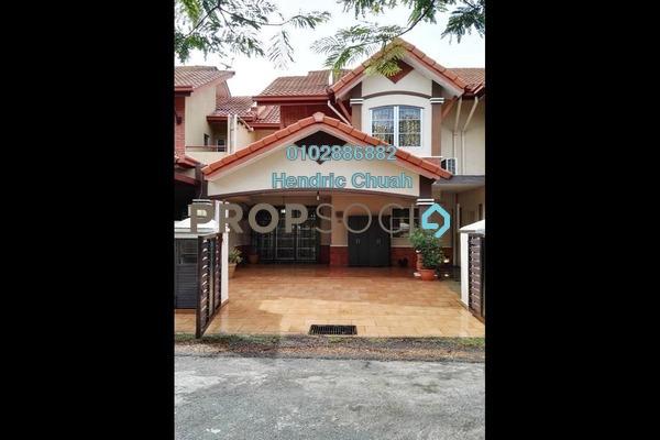 For Sale Terrace at Laman Bakawali, Kota Seriemas Freehold Semi Furnished 4R/3B 580k