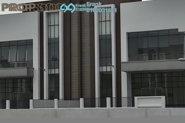 For Sale Factory at Setia Business Park, Johor Bahru Freehold Unfurnished 0R/0B 2.45m