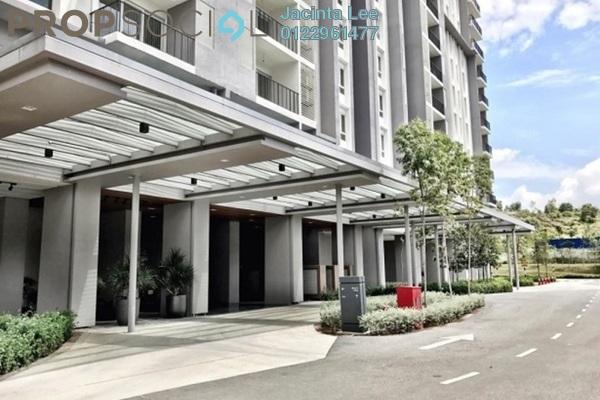 For Sale Condominium at Verdi Eco-dominiums, Cyberjaya Freehold Semi Furnished 4R/3B 770k