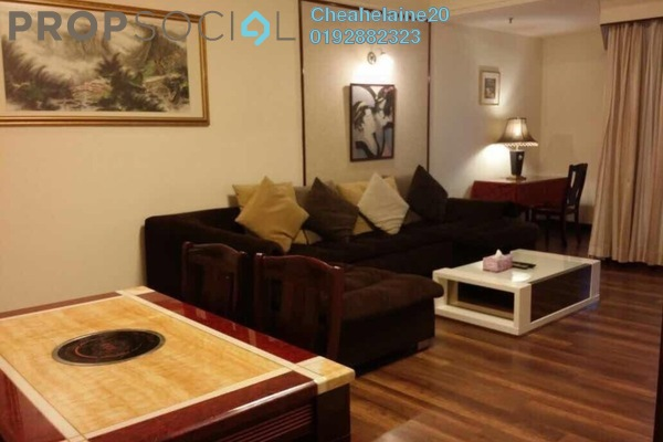 For Rent Condominium at Berjaya Times Square, Bukit Bintang Freehold Fully Furnished 3R/2B 5k