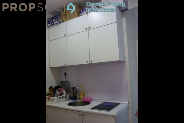 For Rent Condominium at Centrestage, Petaling Jaya Freehold Fully Furnished 2R/1B 1.5k