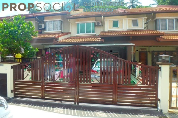 For Sale Terrace at Bandar Sunway Semenyih, Semenyih Freehold Fully Furnished 4R/3B 550k