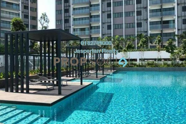 For Rent Condominium at Skyvilla @ D'Island, Puchong Freehold Unfurnished 3R/2B 1.2k