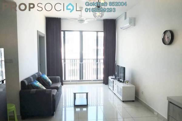 For Sale Condominium at You Vista @ You City, Batu 9 Cheras Freehold Semi Furnished 1R/1B 420k