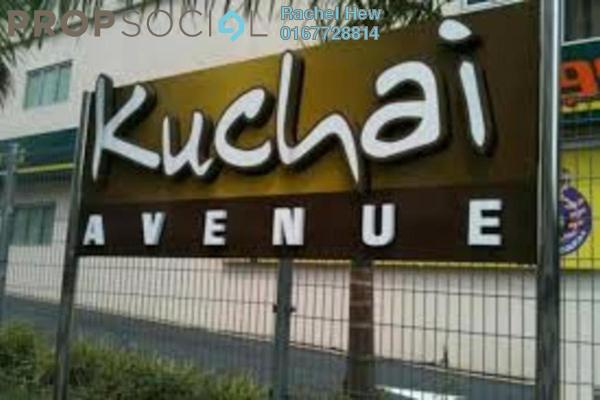 For Sale Condominium at Kuchai Avenue, Kuchai Lama Freehold Semi Furnished 3R/2B 480k