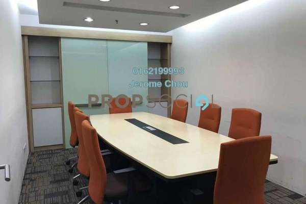 For Rent Office at Plaza Sentral, KL Sentral Freehold Fully Furnished 1R/1B 18.5k