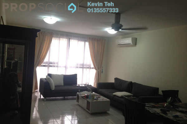 For Sale Condominium at Mont Kiara Pines, Mont Kiara Freehold Fully Furnished 3R/2B 830k