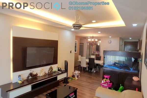 For Sale Condominium at Pearl Avenue, Kajang Freehold Fully Furnished 3R/2B 600k