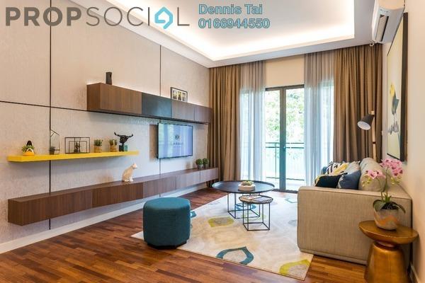 For Sale Condominium at Kaleidoscope, Setiawangsa Freehold Semi Furnished 3R/2B 620k