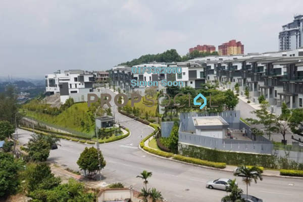For Rent Condominium at Vantage Point, Desa Petaling Freehold Fully Furnished 3R/2B 1.48k