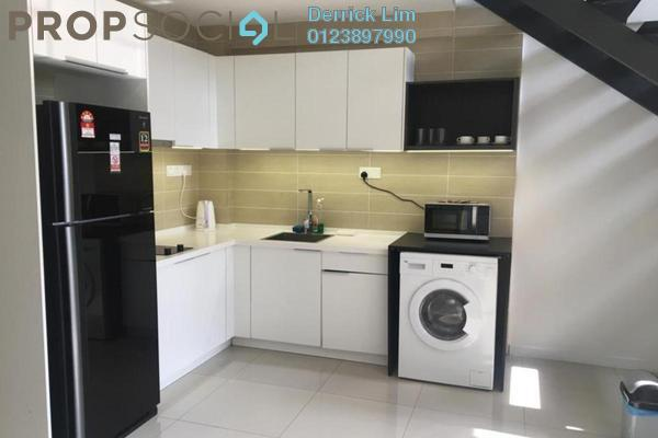 For Sale Condominium at D'Latour, Bandar Sunway Freehold Fully Furnished 3R/2B 745k