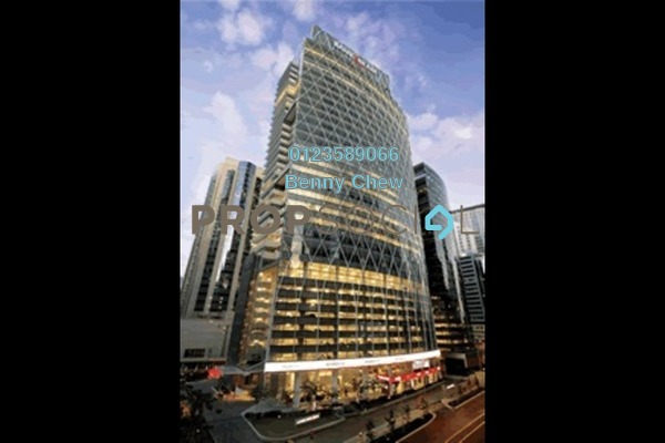 For Rent Office at Menara Bank Islam, KLCC Freehold Semi Furnished 0R/0B 70k