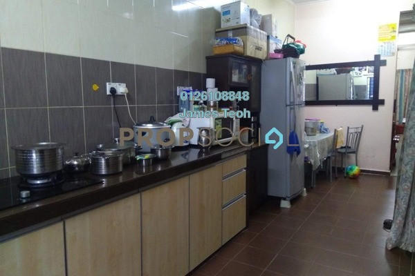 For Sale Terrace at Taman Sentosa, Klang Freehold Semi Furnished 3R/2B 305k