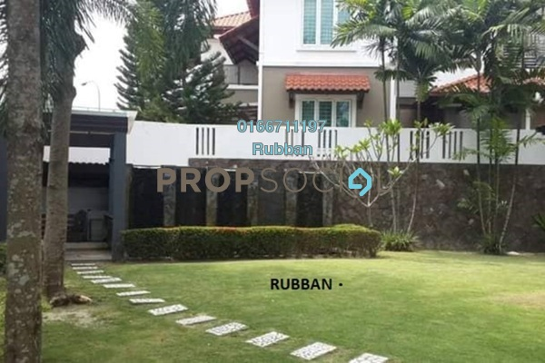 For Sale Bungalow at BK6, Bandar Kinrara Freehold Semi Furnished 6R/7B 5.1m