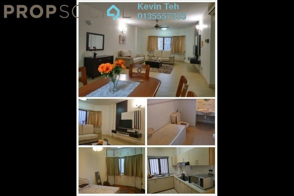 For Sale Condominium at Angkupuri, Mont Kiara Freehold Fully Furnished 3R/3B 780k