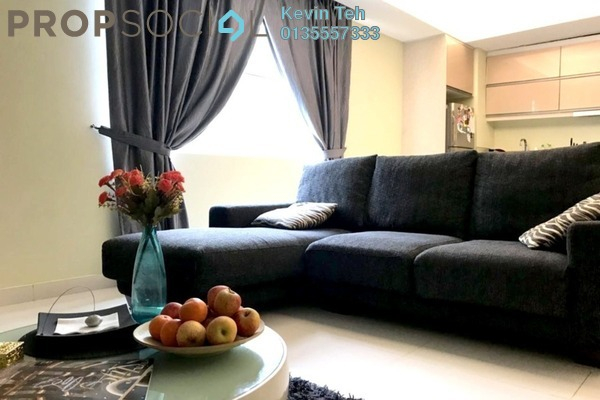 For Sale Condominium at Cliveden, Sri Hartamas Freehold Fully Furnished 3R/2B 780k