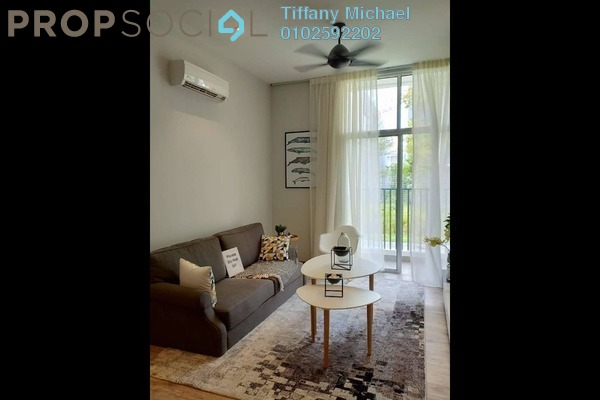 For Sale Condominium at LakeFront Residence, Cyberjaya Freehold Semi Furnished 3R/2B 396k