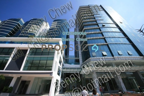 For Rent Shop at UOA Business Park, Saujana Freehold Unfurnished 0R/0B 12k