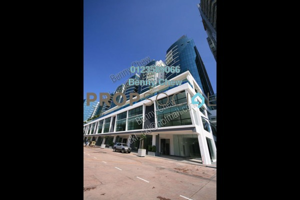 For Rent Office at UOA Business Park, Saujana Freehold Unfurnished 0R/0B 14k