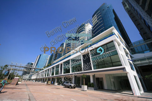 For Rent Office at UOA Business Park, Saujana Freehold Unfurnished 0R/0B 28k