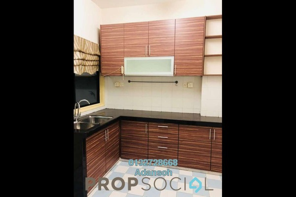 For Rent Apartment at Seri Puri, Kepong Freehold Semi Furnished 3R/2B 1.2k