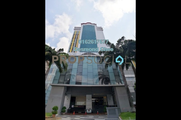For Rent Office at Menara Summit, Subang Jaya Freehold Fully Furnished 0R/0B 3.8k