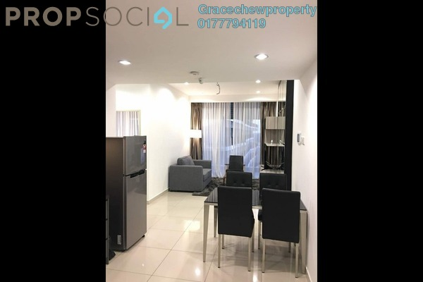For Rent Serviced Residence at Encorp Strand Residences, Kota Damansara Freehold Fully Furnished 2R/2B 2.2k