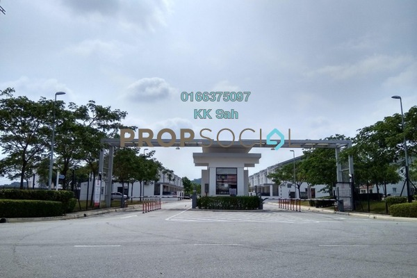 For Sale Link at Alpine @ M Residence 2, Rawang Freehold Unfurnished 4R/3B 460k