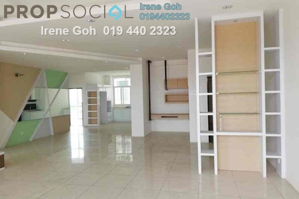 For Sale Condominium at Scott Residence, Georgetown Freehold Semi Furnished 3R/2B 1.55m