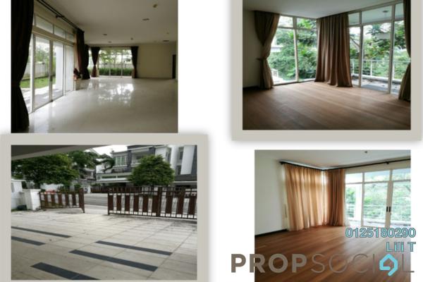 For Sale Semi-Detached at Siarah Oakleaf, Bukit Antarabangsa Freehold Unfurnished 5R/6B 1.45m