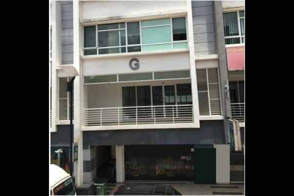 For Sale Shop at Zenith Corporate Park, Kelana Jaya Freehold Semi Furnished 0R/0B 1.1m