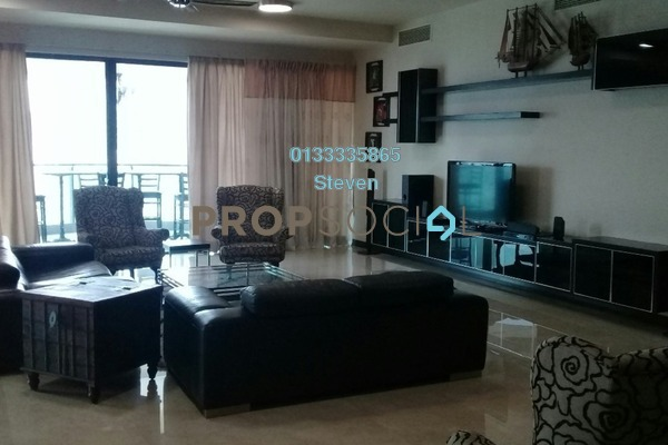For Rent Condominium at Cendana, KLCC Freehold Fully Furnished 5R/1B 15k