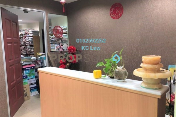 For Sale Office at Dataran Prima, Kelana Jaya Freehold Semi Furnished 6R/0B 600k