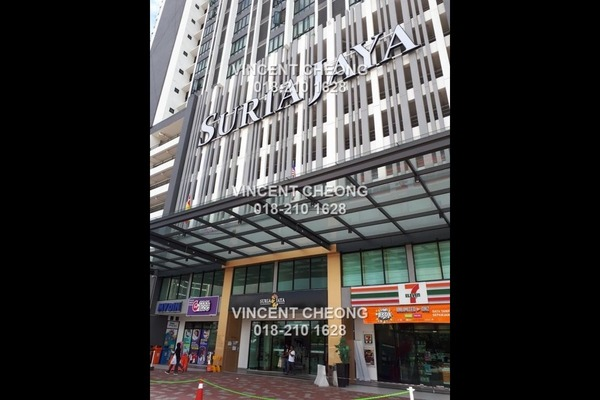 For Sale SoHo/Studio at Suria Jaya e-SOFO, Shah Alam Freehold Semi Furnished 1R/1B 180k