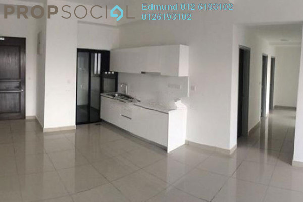 For Sale Condominium at Glomac Centro, Bandar Utama Freehold Semi Furnished 3R/2B 680k