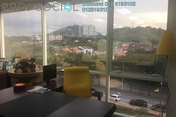 For Rent Office at Damansara Avenue, Bandar Sri Damansara Freehold Unfurnished 0R/0B 2.8k