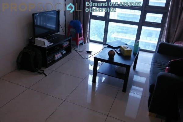 For Rent Condominium at Cascades, Kota Damansara Freehold Fully Furnished 1R/2B 1.7k
